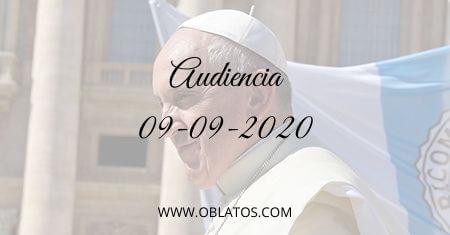 AUDIENCIA SEPTIEMBRE 9 2020